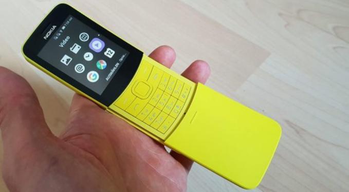 Nokia 8110 4G za 149,99 w MediaExpert