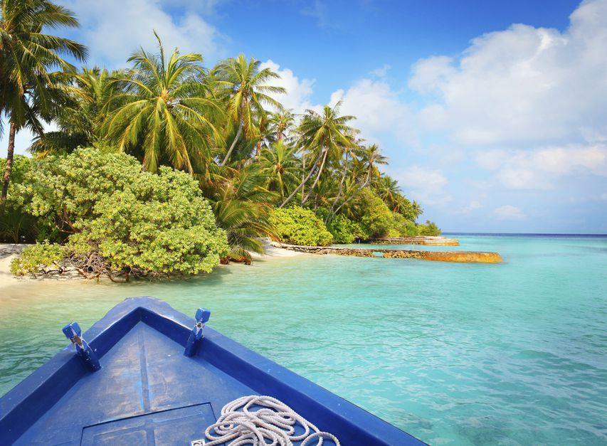 Tydzień w Grudniu na bajecznych Malediwach za 2754 PLN/os! W pakiecie przeloty, noclegi i transfery