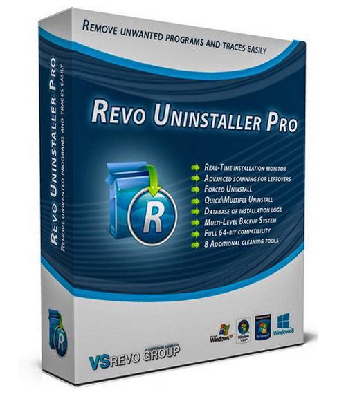 Revo Uninstaller 3.2.1 - pełna wersja PRO - ponownie za darmo na liczne prośby.