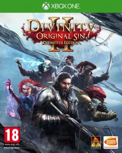 Divinity Original Sin II Definitive Edition Xbox One/PS4