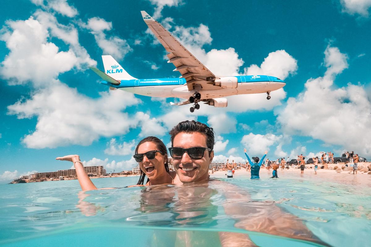 Loty na Karaiby: Sint Maarten z Warszawy za 2157 PLN Lot (w sezonie)