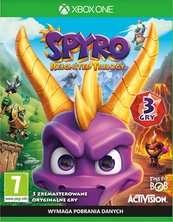 Spyro Reignited Trilogy na Xboxa One