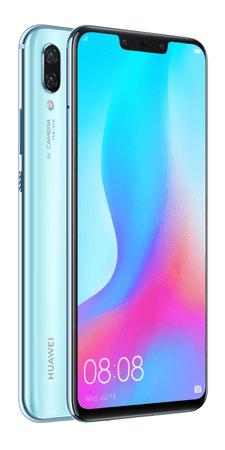 Huawei Nova 3 4GB/128GB Airy blue w mall.pl