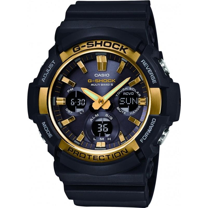 Casio Mens G-Shock Watch GAW-100G-1AER