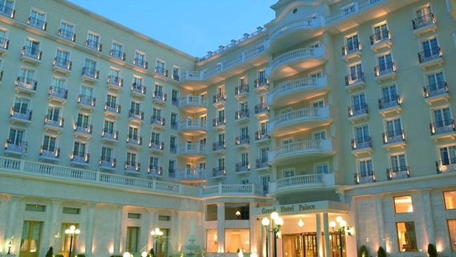 Wakacyjny wypoczynek w Salonikach w luksusowym hotelu z HB Loty z Katowic KTW