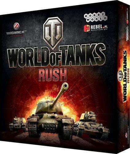 Gra strategiczna World of Tanks w dobrej cenie @Empik