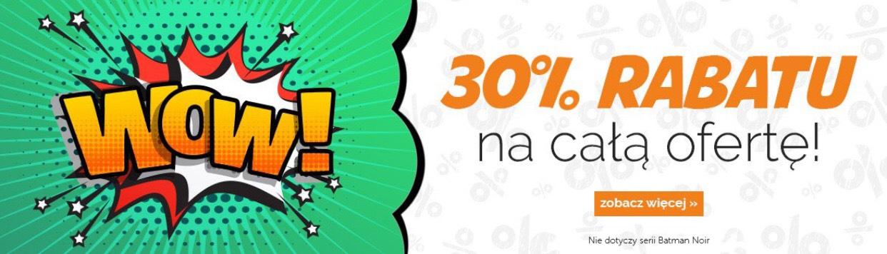 Egmont 30% na wszystko