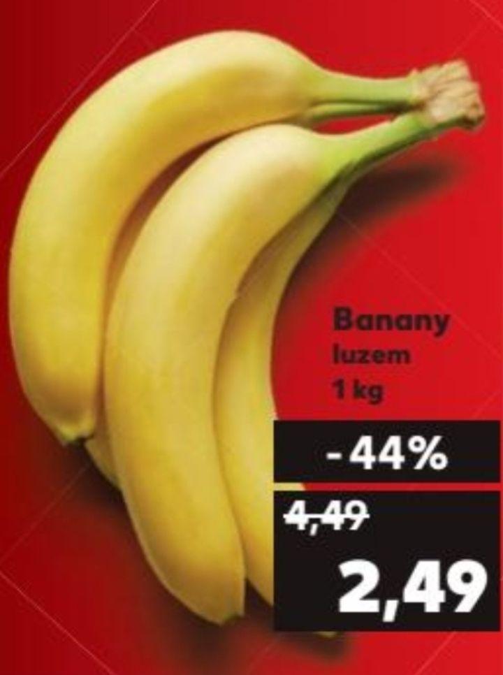 Banany 1kg @ Kaufland