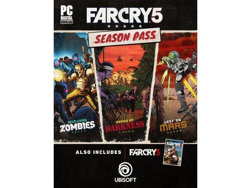 Gra PC Far Cry 5 - Season Pass wersja cyfrowa DLC na sferis