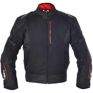 Motocyklowa turystyczna kurtka męska OXFORD TOLEDO 1.0 AIR KOLOR CZARNY