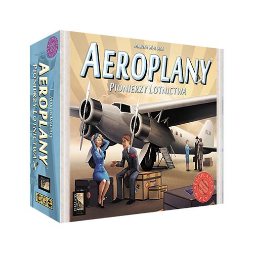 Gra planszowa AEROPLANY w sporej obniżce