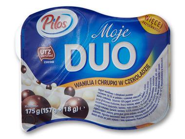 Lidl, jogurt Moje Duo 175g