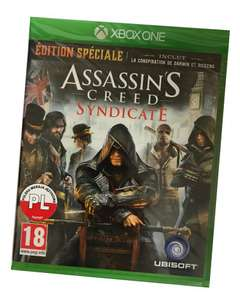 Assassins Creed Syndicate (XBOX ONE) po polsku