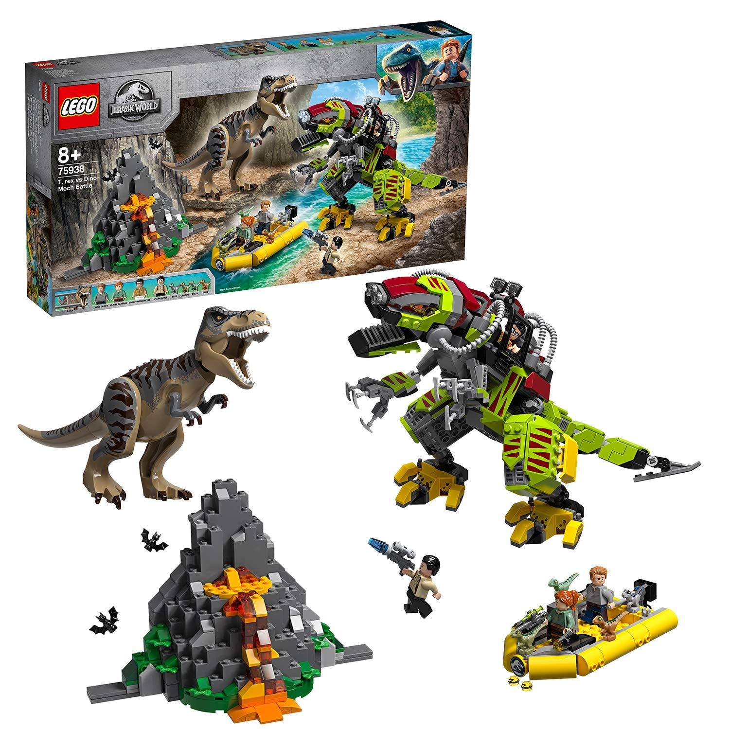LEGO Jurassic World 75938 @ amazon UK