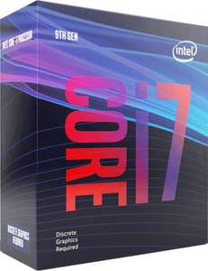 Intel Core i7 9700F 4.7Ghz 8/8 procesor