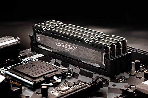 Crucial Ballistix Sport LT DDR4 32GB (4x8GB) - 3000Mhz, C15