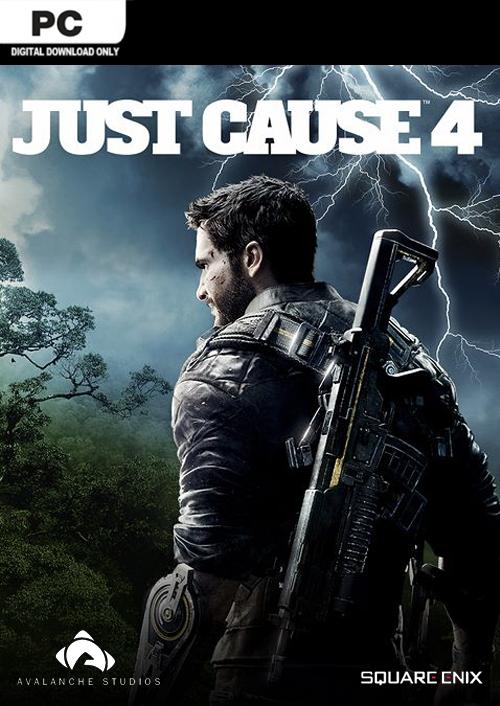 Just Cause 4 + DLC (PC) klucz za 67.39zł od cdkeys
