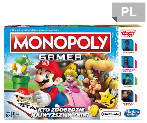 Monopoly Gamer @al.to #gra #planszowki #planszowa