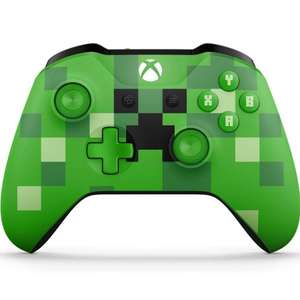 Pad do Xbox One i PC Win10- Minecraft Creeper za ok. 185zł z dostawą @ Amazon.it
