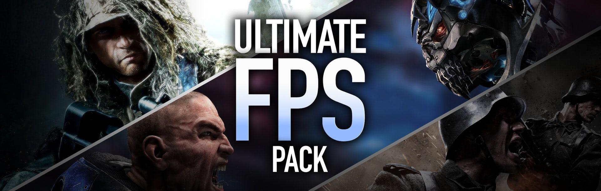 3 pozycje w Ultimate FPS Pack z Fanatical
