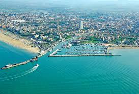Włochy Rimini 7dni lot 3* hotel śniadania KRK 28.09-05.10