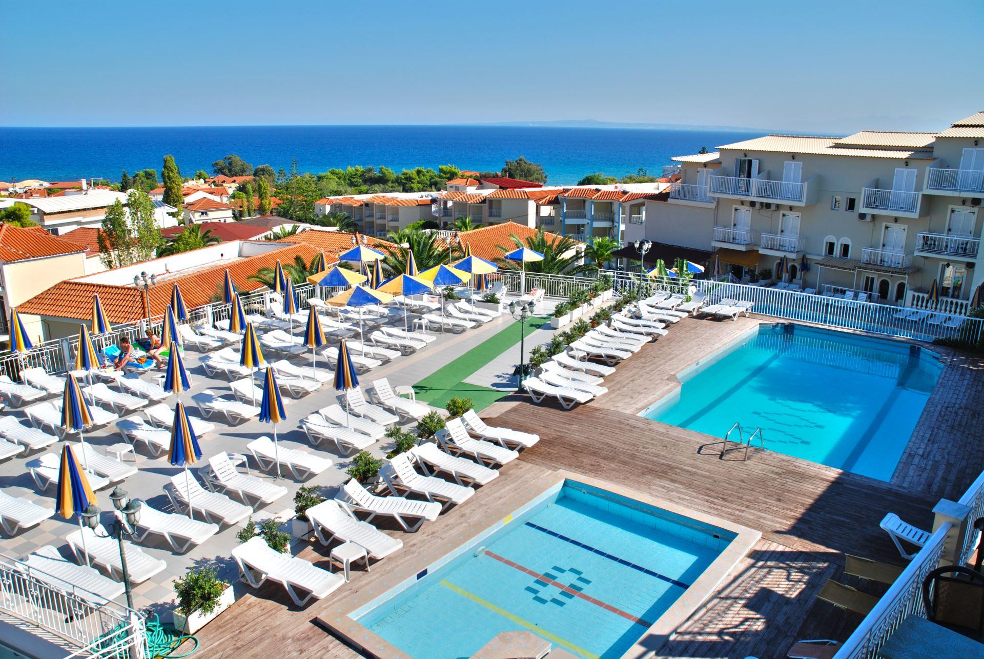 Wypocznij na pięknej greckiej wyspie Zakynthos z all inclusive Loty z KTW i WAW