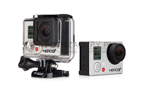 GoPro Hero3+ Black Edition za 1659 zł (bezpłatna dostawa, dwa lata gwarancji) @ FotoZakupy.pl