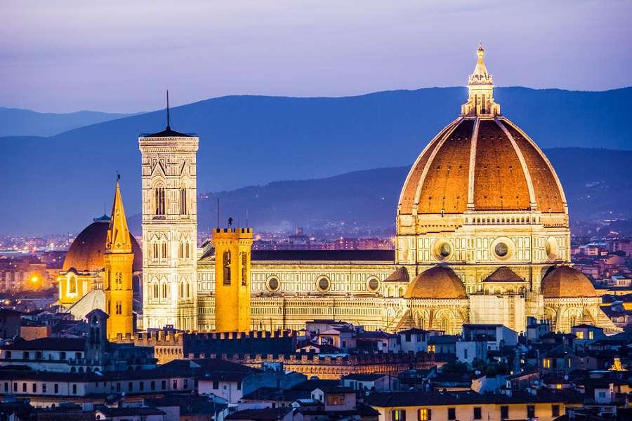 Włochy 4dni Florencja Bolonia lot hotel 4* śniadania KTW