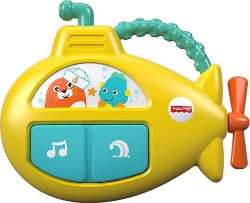 Muzyczna łódź podwodna Fisher Price GFX89  zabawka, odbiór 0 zł w netpunkt