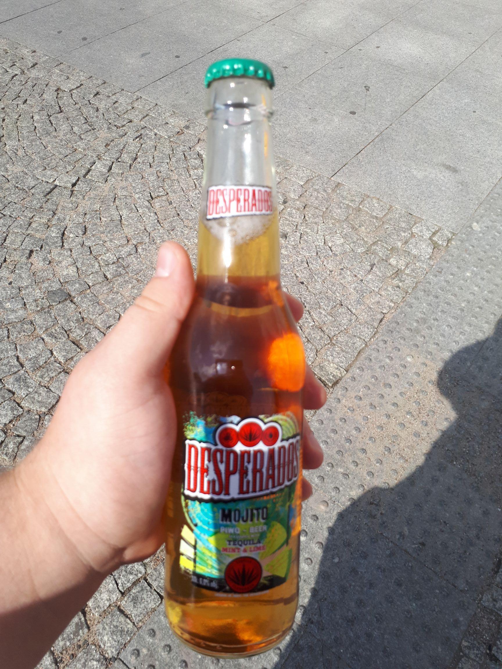 Darmowy Desperados mojito na starym mieście @Olsztyn