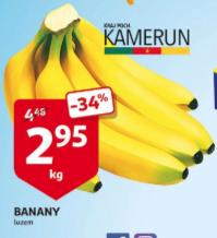 Banany 1kg @Auchan