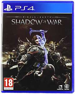 Middle-Earth: Shadow of War PS4/Xbox One