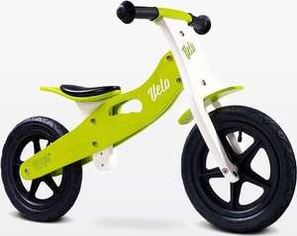Caretero Rowerek biegowy Velo green na Hulahop