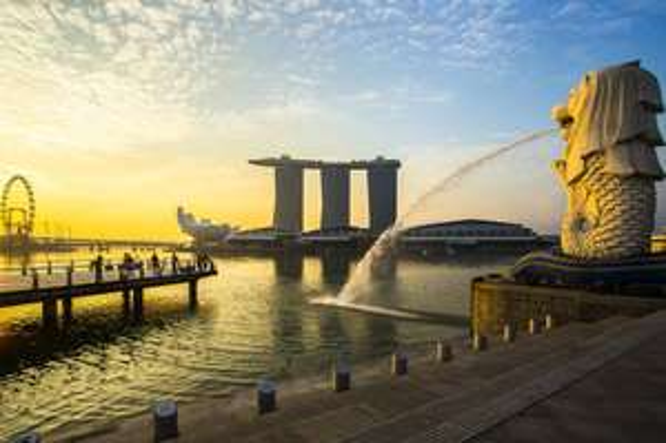 Loty do Singapuru z Polski w super cenie