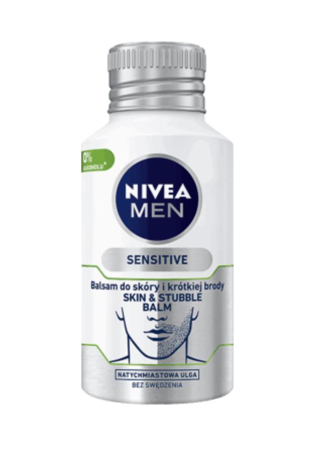 TESCO: rewelacyjny balsam po goleniu Nivea Men