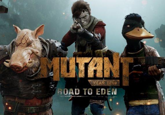 Mutant Year Zero: Road to Eden za darmo od 15 sierpnia @ Epic Games