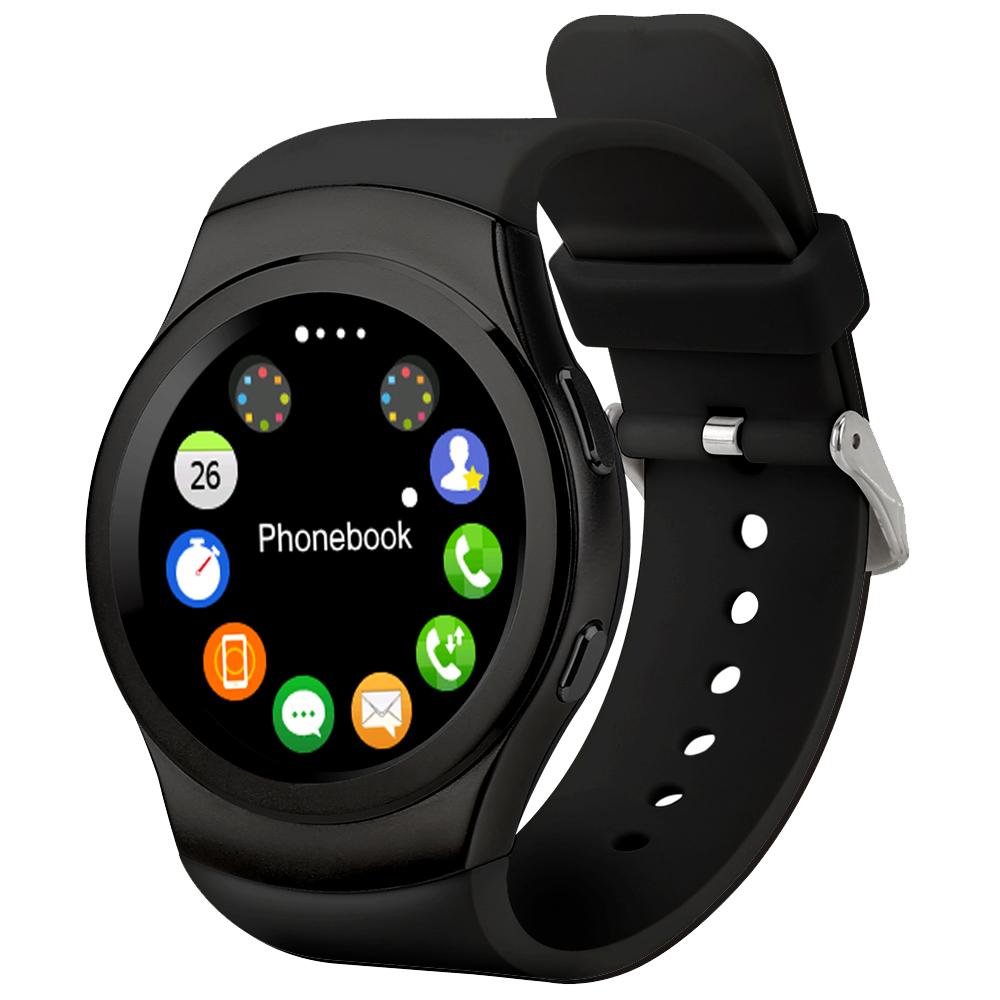 Smartwatch No.1 G3 SIM - bardzo fajny zegarek w tej cenie @Geekbuying