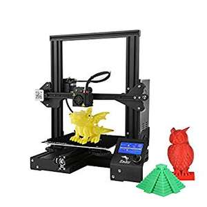Drukarka 3D Ender 3X Upgraded High-precision DIY 3D Printer Kit