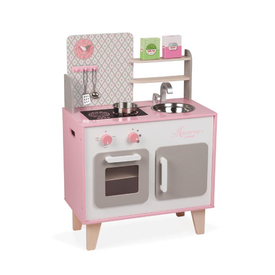 Drewniana kuchnia dla dzieci Janod za 275zł @ Pink or Blue