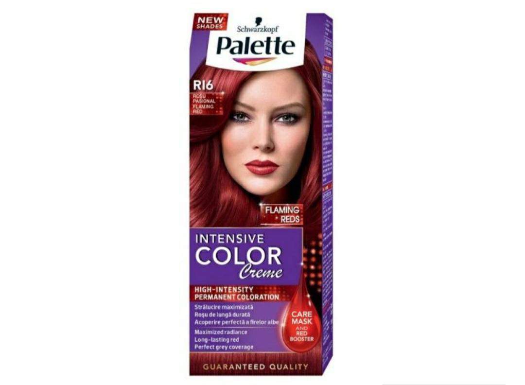Palette Intensive Color Creme RI6 I inne