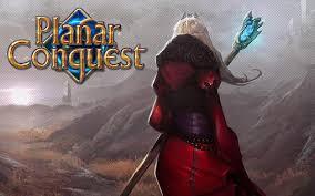 Planar Conquest - Gra strategiczna fantazy, po polsku, za darmo w Google Play Android.
