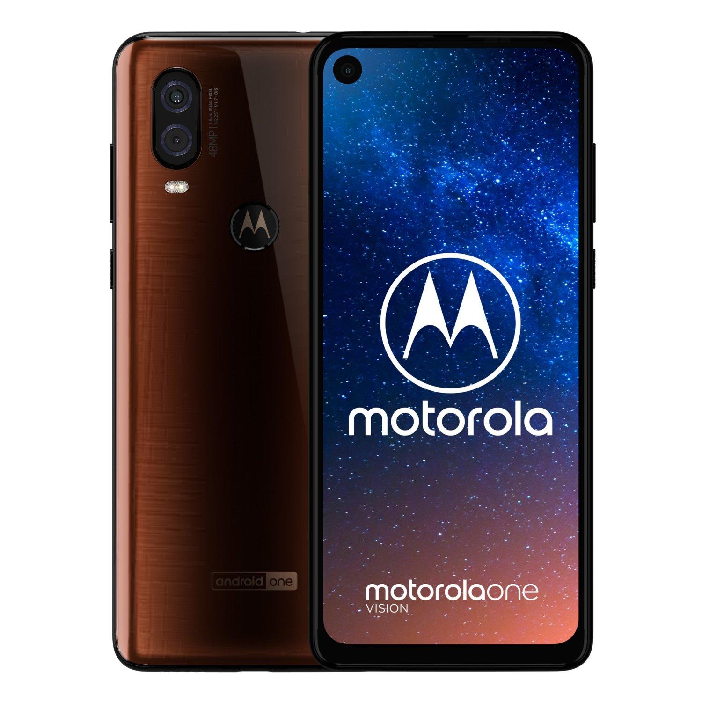 Motorola One Vision za 1099zł (możliwe 1059zł) w Media Markt