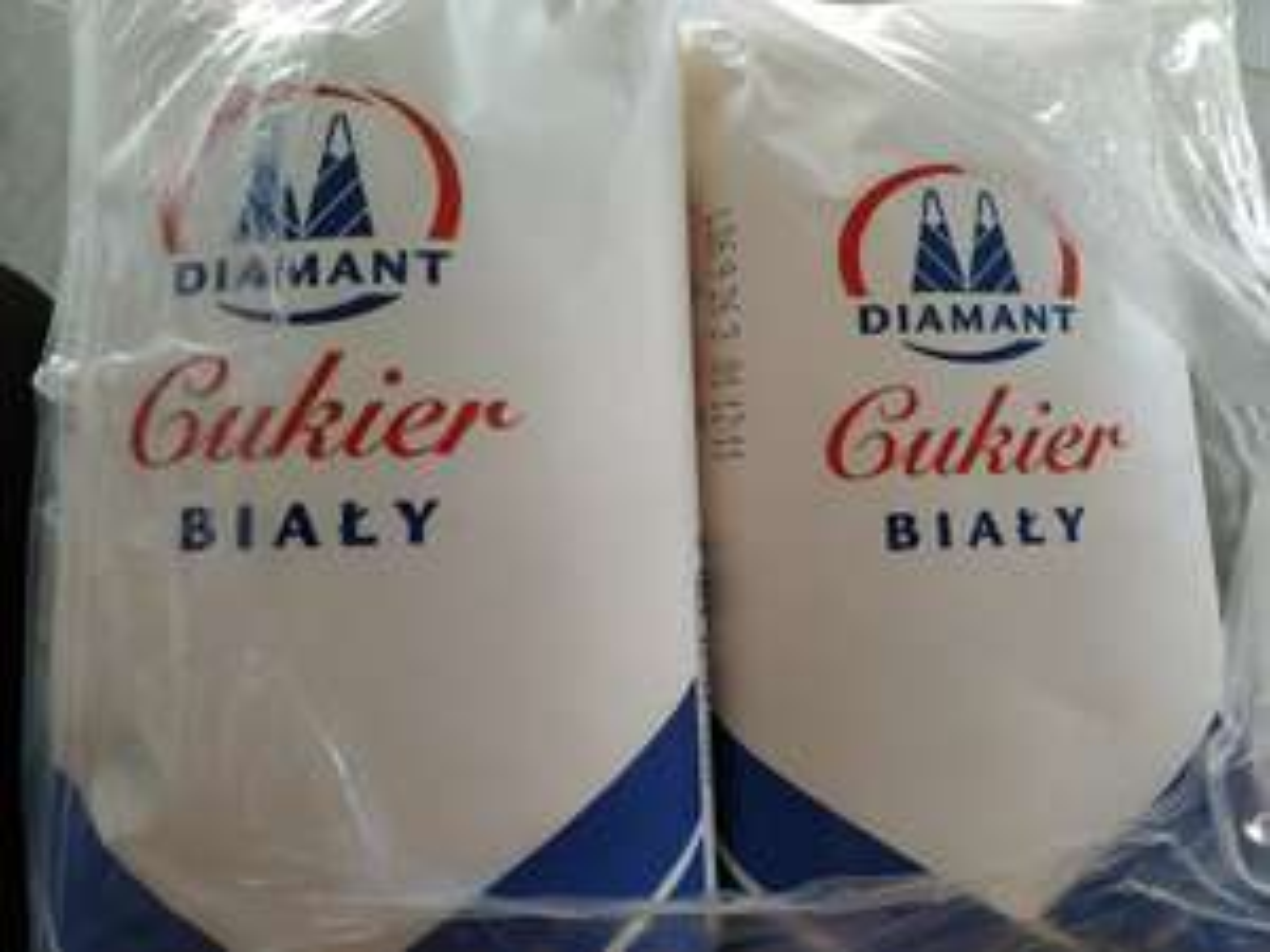 Cukier biały kryształ Diamant |Kaufland Białystok przy Bohaterów Monte Cassino 12