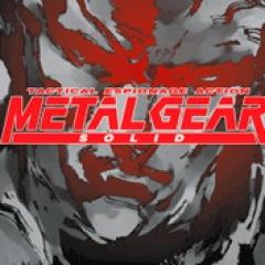 Metal Gear Solid - PSX (PS3, PSVita, PSP*) w PS Store