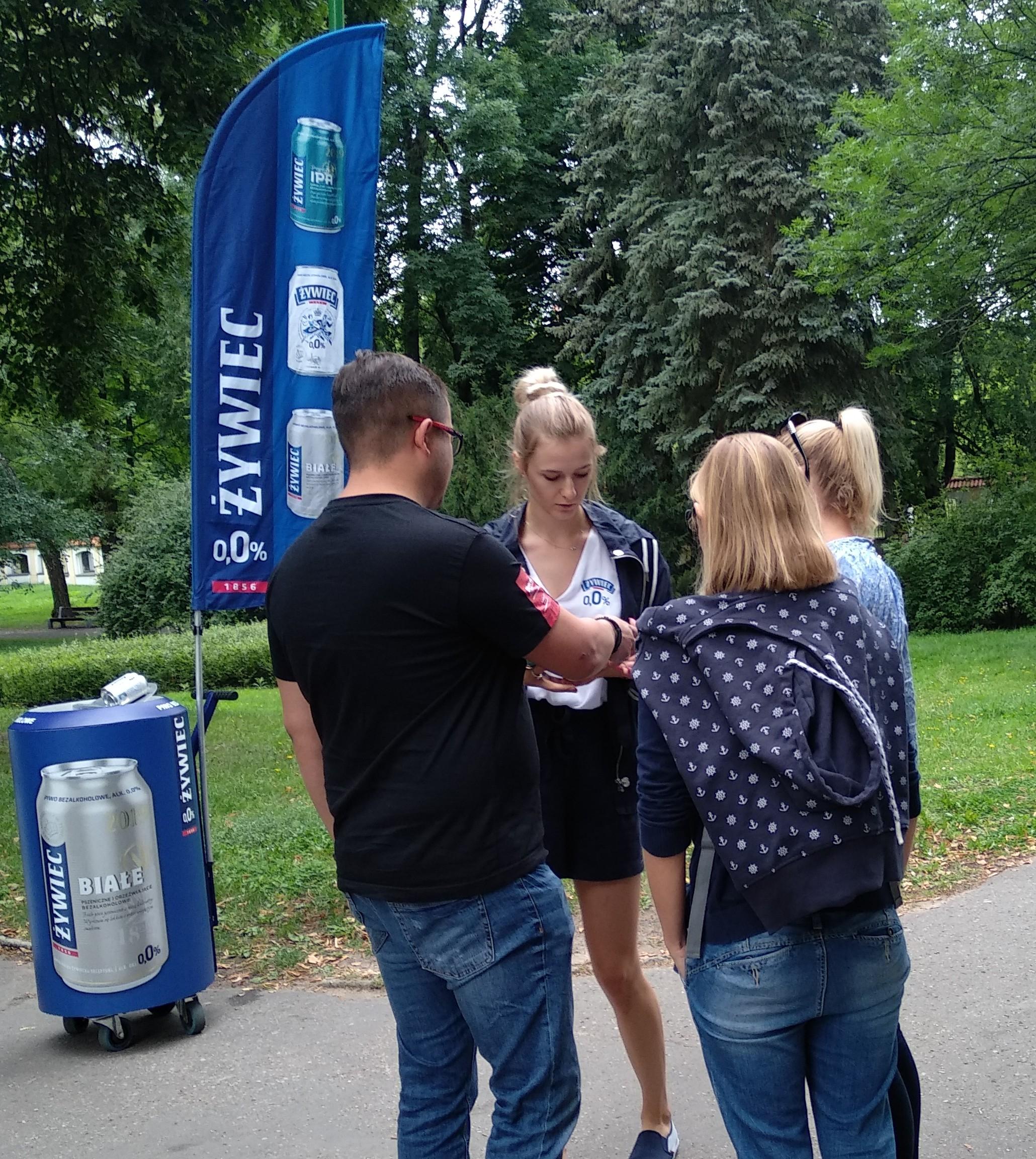 Żywiec 0 w Białymstoku za darmo PAŁAC BRANICKICH ŚNIADANIE MISTRZÓW