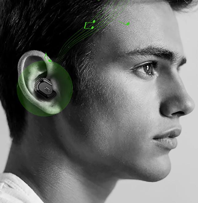 Prawie 40 zł zniżki na sportowe słuchawki z powerbankiem LED
