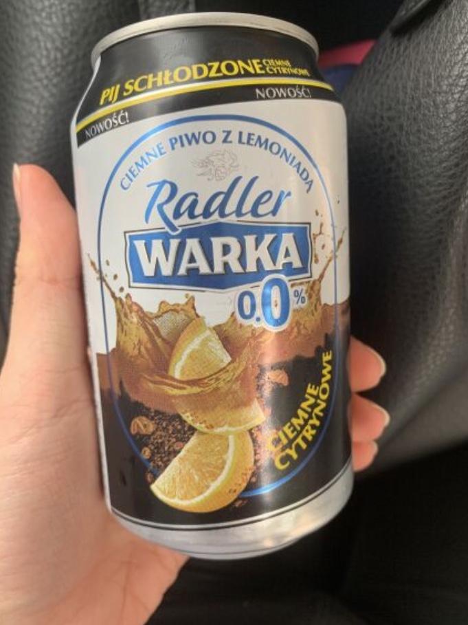 Darmowa Warka radler ciemna cytrynowa Katowice