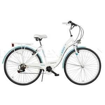 Indiana Moena - tani rower miejski jeszcze tańszy.