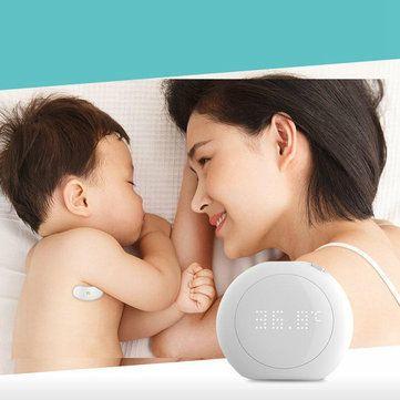 Termometr Xiaomi dla dzieci, z ekranem LCD