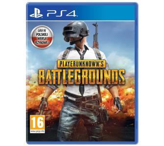 Playerunknown's Battlegrounds na PS 4.